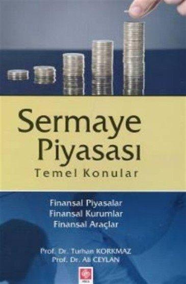 Sermaye Piyasası Temel Konular