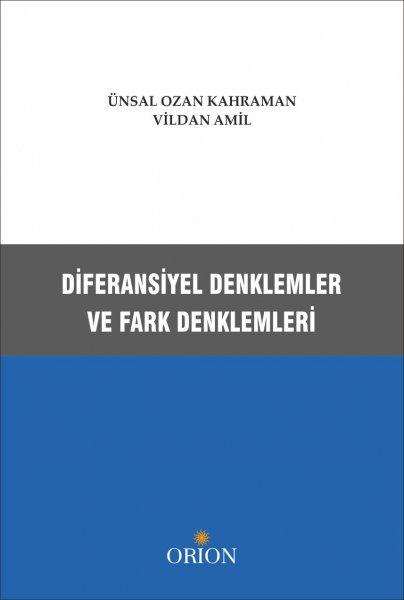 Diferansiyal Denklemler ve Fark Denklemleri