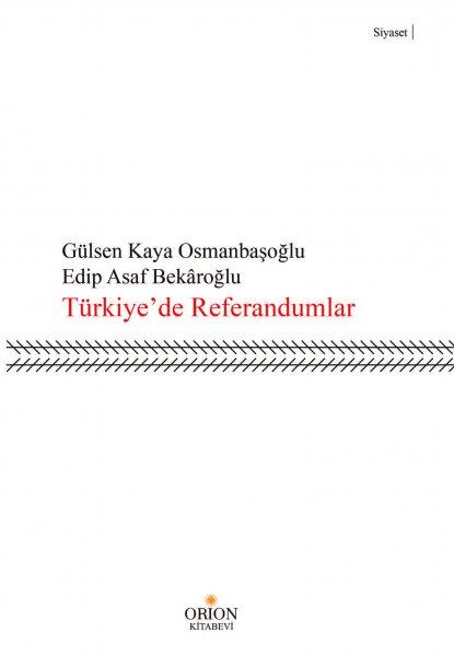 Türkiyede Referandumlar