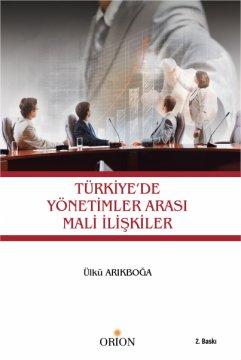 Türkiyede Yönetimler Arası Mali İlişkiler