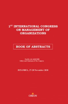 1st Internatıonal Congress On Management Of Organızatıons