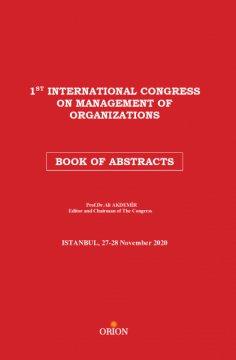 1st Internatıonal Congress On Management Of Organızatıons