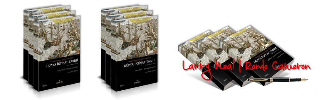 Dünya İktisat Tarihi & Larry Neal | Rondo Cameron