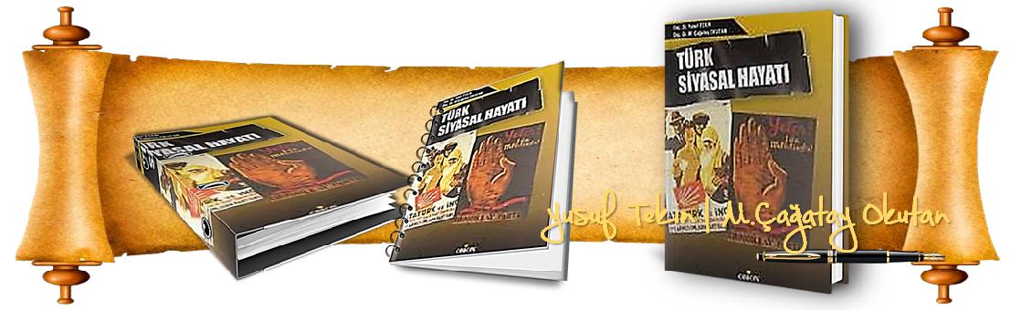 Türk Siyasal Hayatı & Yusuf Tekin | M.Çağatay Okutan